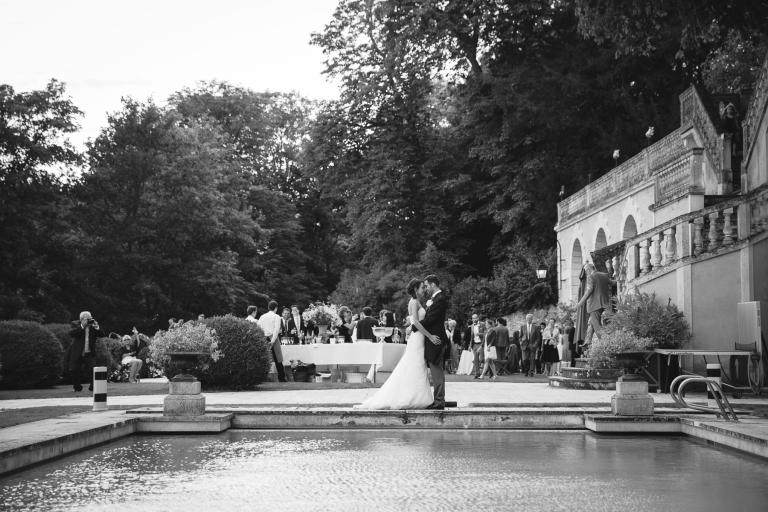 photo de mariage aux bidaudières